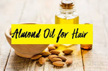 almond-oil-hair