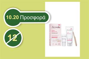 Acorelle Hair Removal FACE CREAM 75 ml
