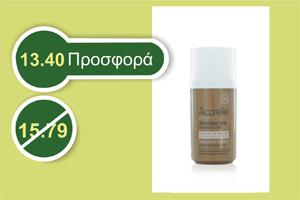 Acorelle αποσμητικός κρύσταλλος αναστολής τριχοφυίας, 50 ml