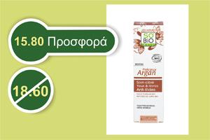 SOBiO étic Αντιρυτιδική κρέμα ματιών 15 ml