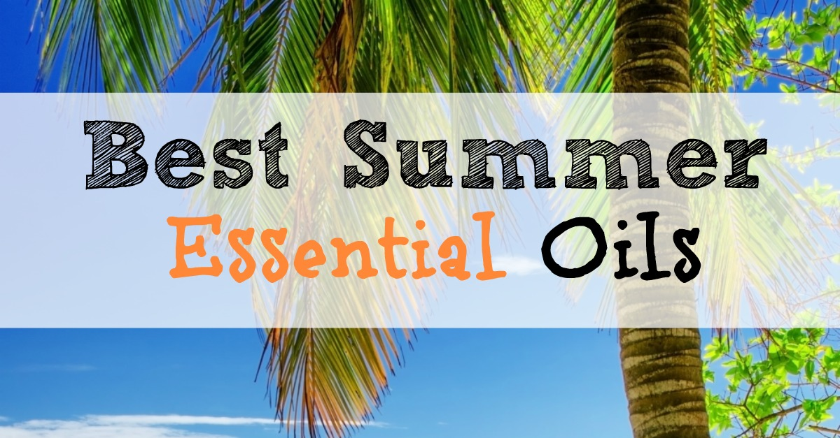 best-summer-essential-oils
