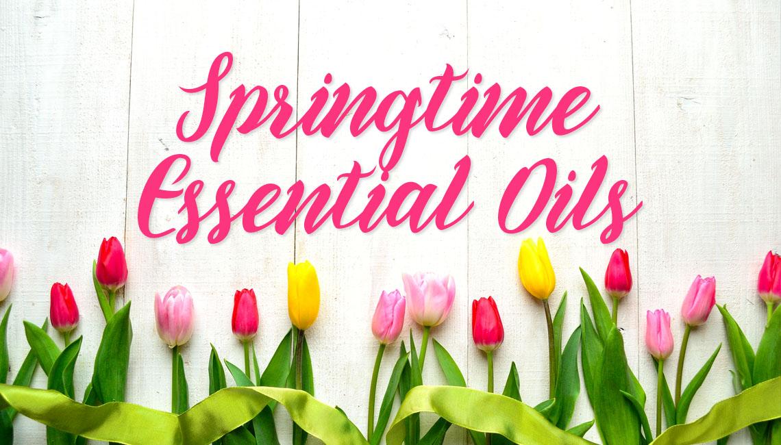 spring-essential-oils